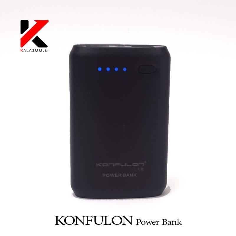 باتری سیار تلفن همراه رنگ مشکی