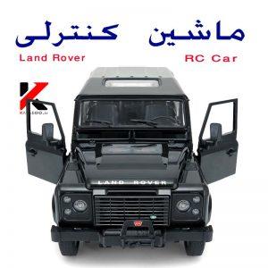 ماشین کنترلی شارژی آفرود Land Rover