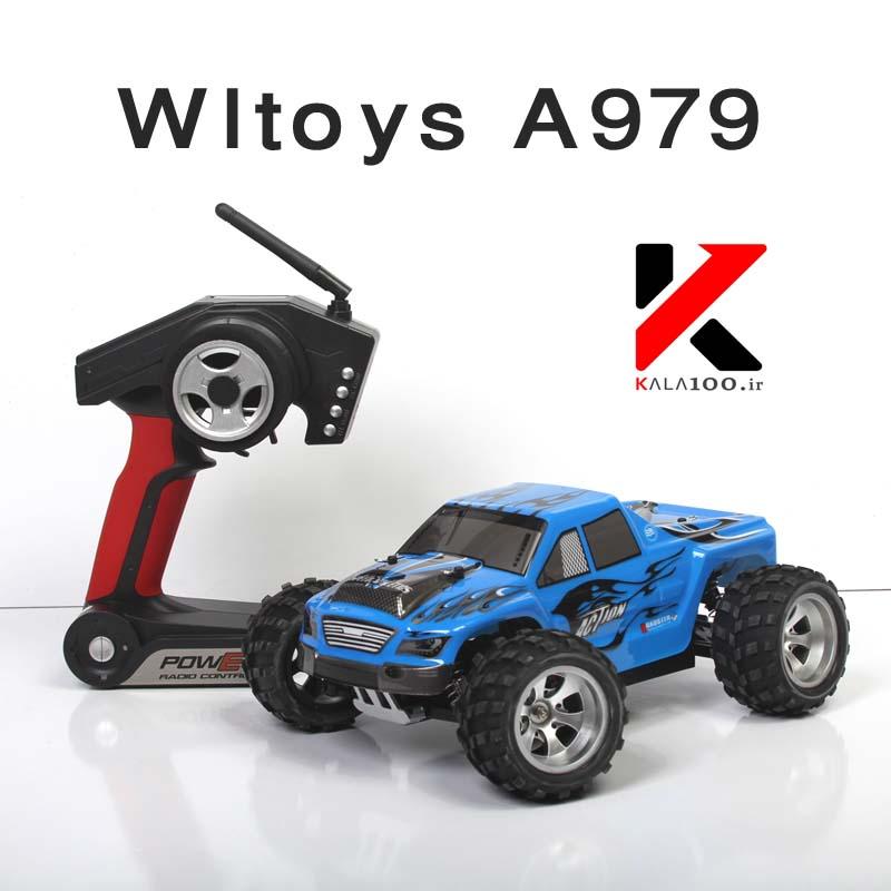 خرید ماشین کنترلی آفرود مدل Wltoys A979