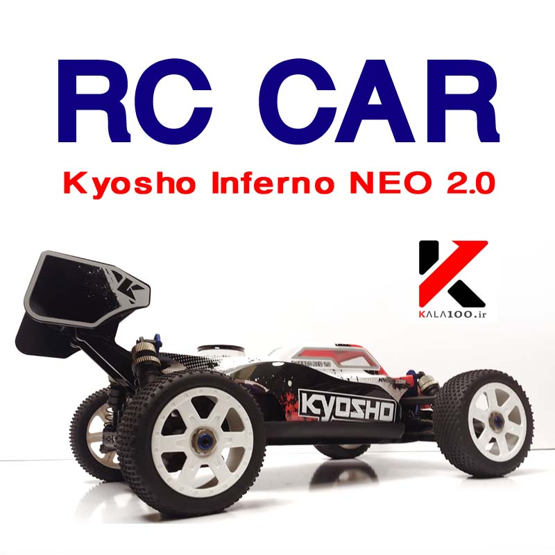 KYOSHO INFERNO NEO BUGGY RC CAR