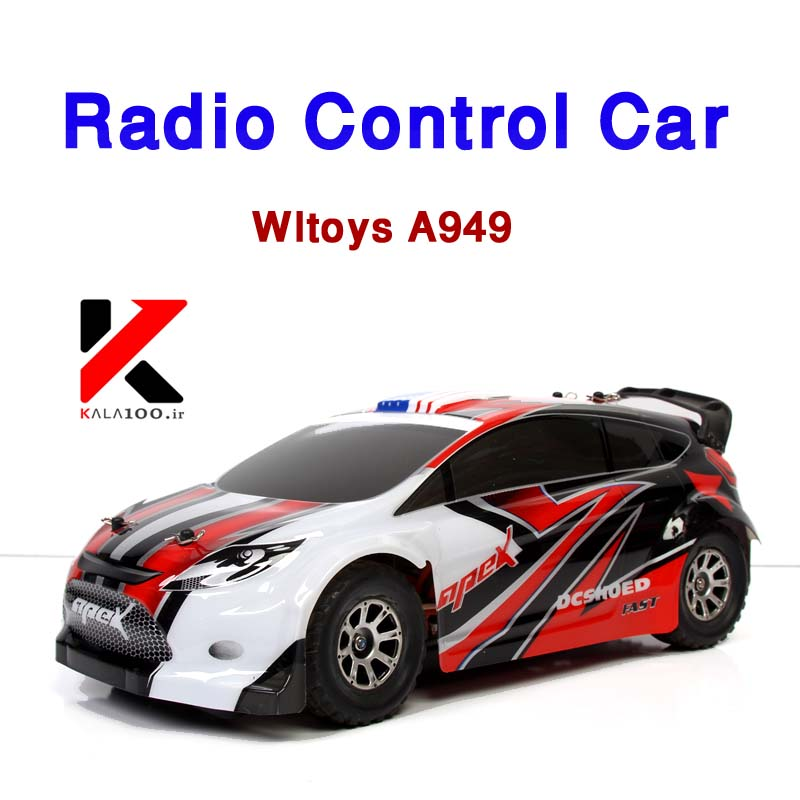 Radio Control Car Toy Wltoys A949 Onroad