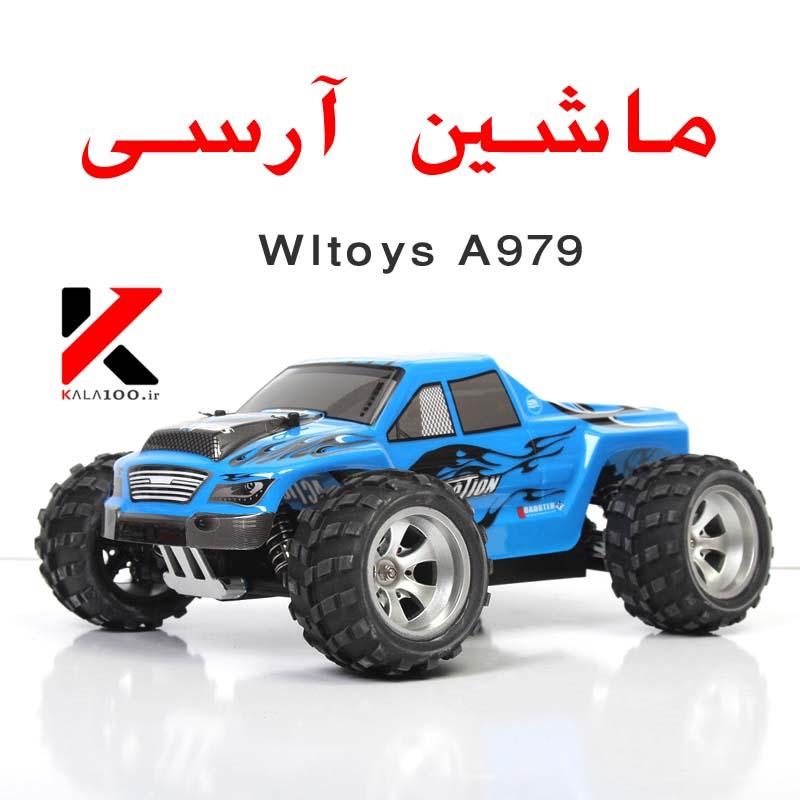 Wltoys A979 Offroad RC Car