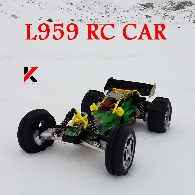 Wltoys L959 Buggy RC Car
