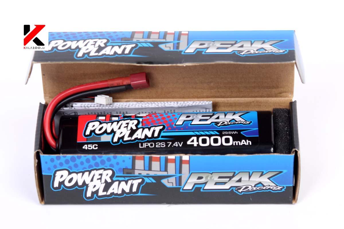 باتری لیتیوم دو سل 4000 میلی آمپر
