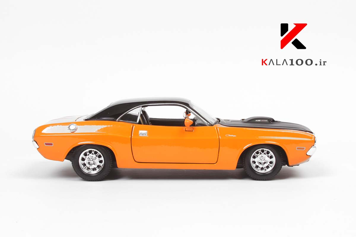 خرید ماکت ماشین آمریکایی داج چلنجر Diecast Model Car