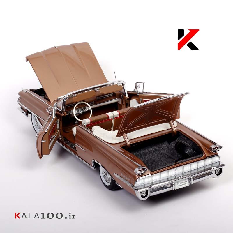 خرید ماکت ماشین آمریکایی فلزی سان استار
