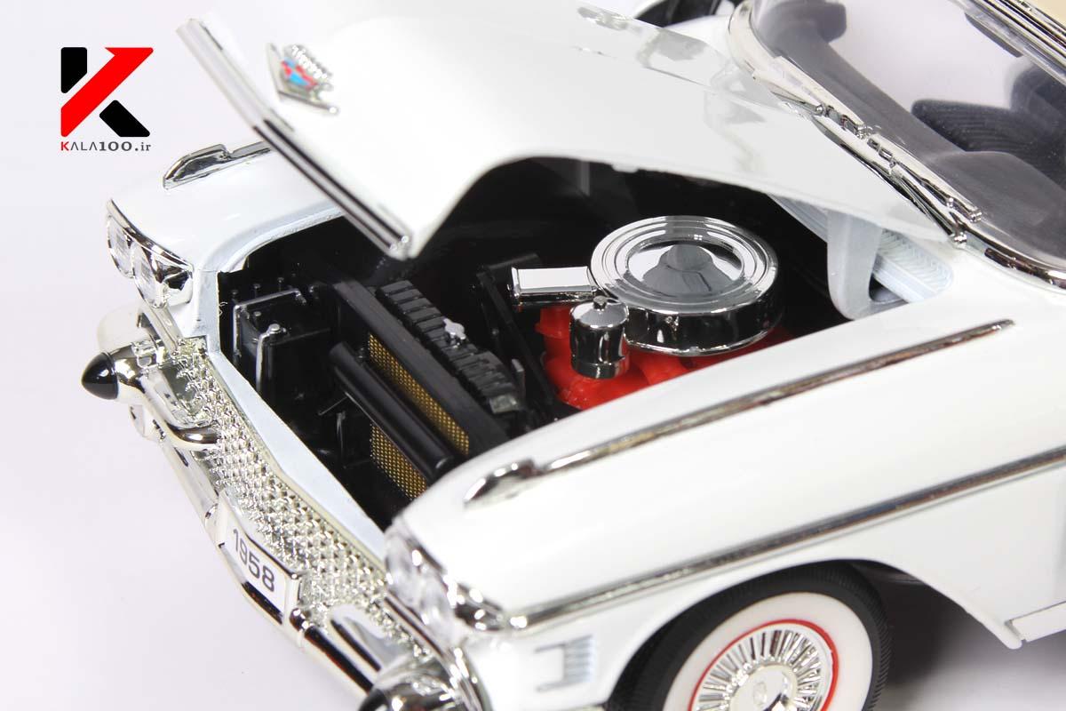 قسمت های مختلف موتور