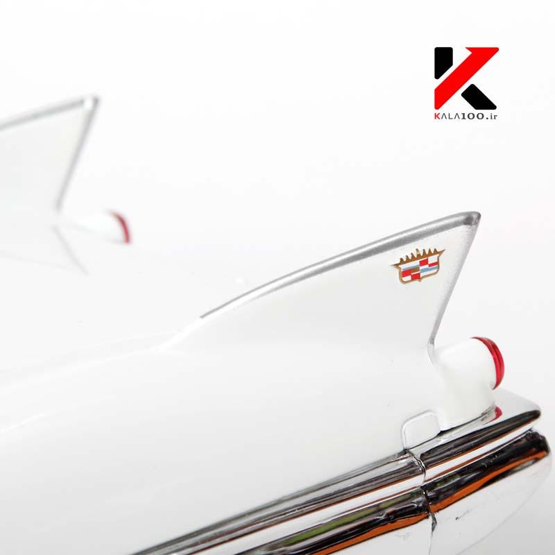 1958 Cadillac Eldorado Model Car Back Body