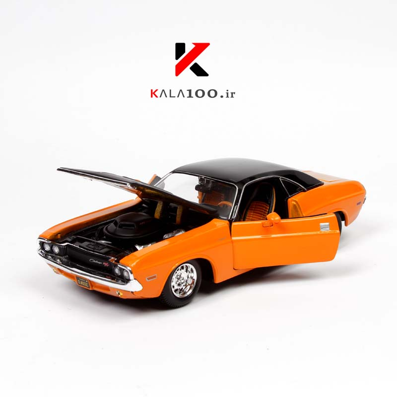 1970 challenger car model