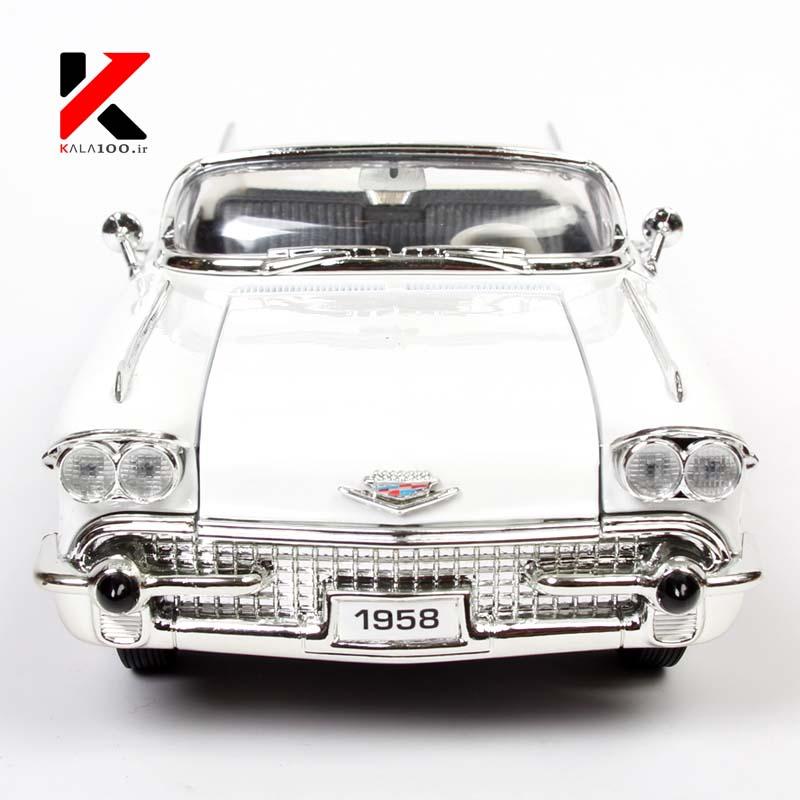 Cadillac Eldorado Model Car Front View