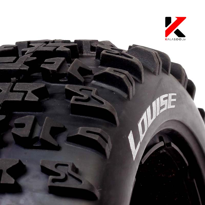 GAS RC CAR TIRE LOUISE