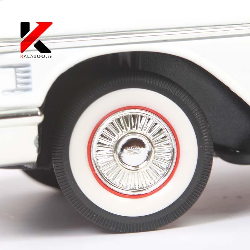 cadillac eldorado model car tire