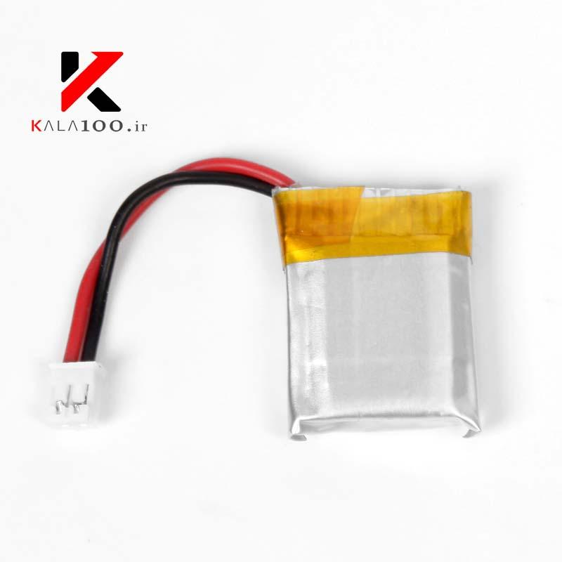 باتری لیپو پهپاد کوچک 3.7 ولت