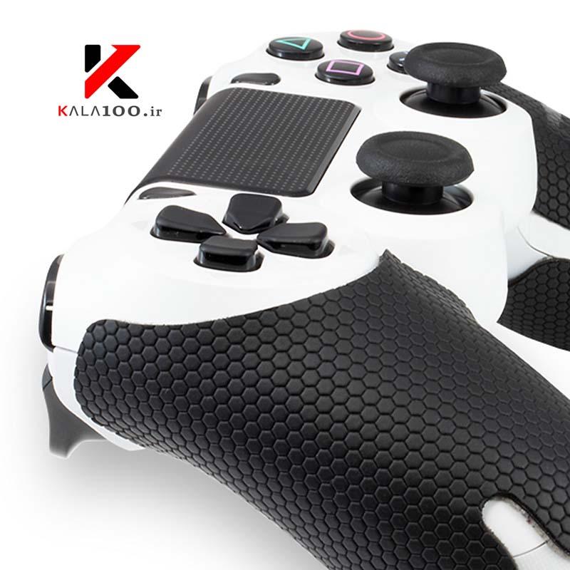 دسته پلی استیشن رنگ سفید Dualshock4 Controller