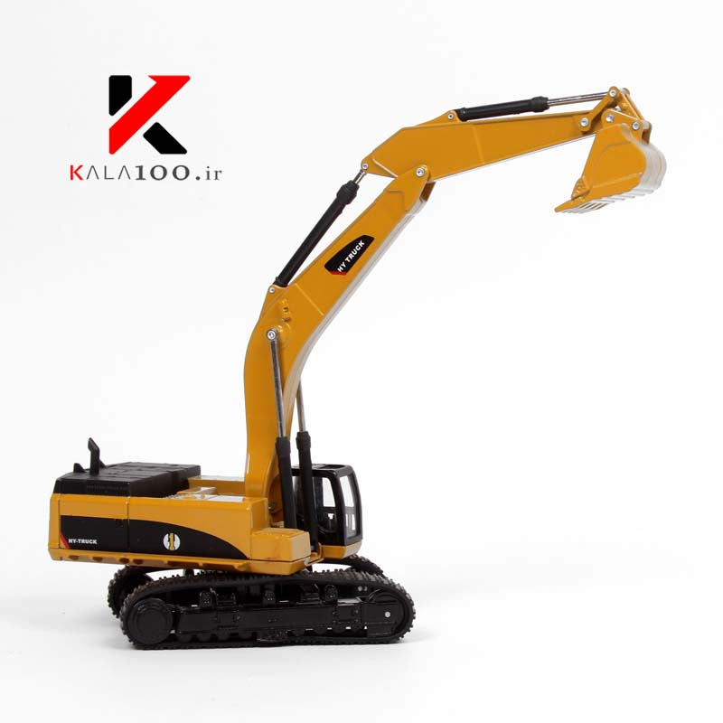 Diecast Excavator Construction Machine