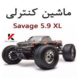 ماشین آرسی HPI SAVAGE 5.9 XL