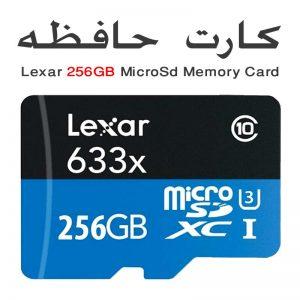 Lexar 256GB MicroSd Memory Card