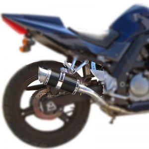 اگزوز حرفه ای موتورسیکلت مدل Delkevic