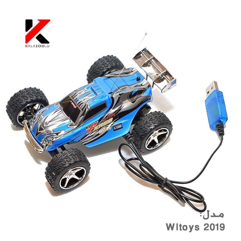 ماشین آرسی الکتریکی کوچک Wltoys 2019 Off-Road RC Car