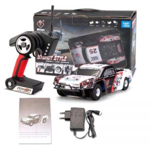 ماشین کنترلی Wltoys K999 Short Course Electric RC Car