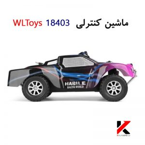 Wltoys 18403 RC Car