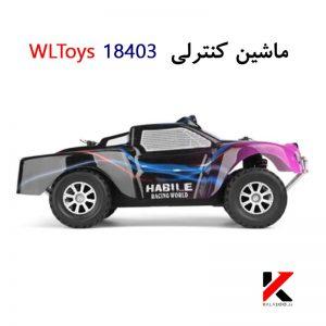Wltoys 18403 RC Car