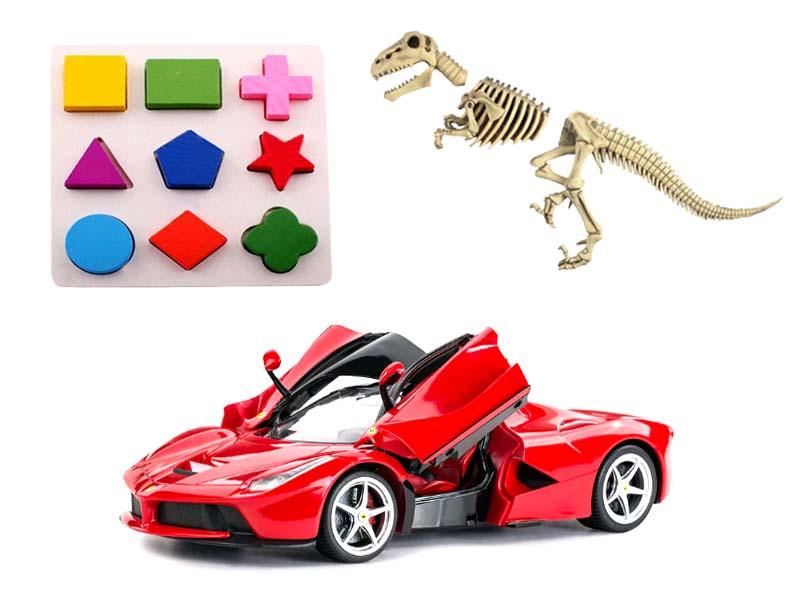 انواع اسباب بازی به همراه اطلاعات و مشخصات مهم از جمله دسته بندی و مدل ها