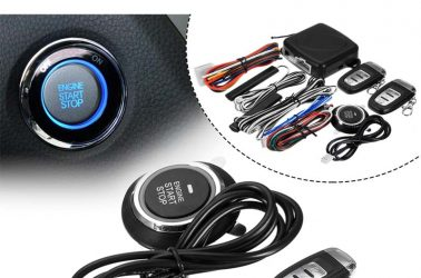 خرید پوش استارت Car Push Start System