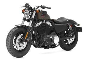 موتور سنگین آمریکایی هارلی دیویدسون Forty Eight 2020