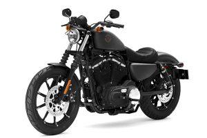 موتورسیکلت هارلی 2020 سبک استریت مدل IRON 883 / نمایندگی خرید پوشاک هارلی دیویدسون