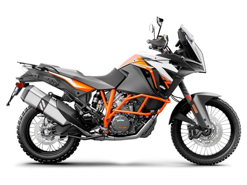 عکس موتورسیکلت کی تی ام Super Adventure 1290 R ویژه مسابقات صحرایی مانند پاریس داکار