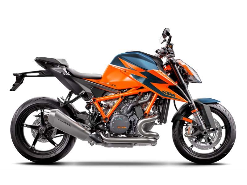 موتورسیکلت کی تی ام Super Duke 1290 R از نوع خیابانی Naked