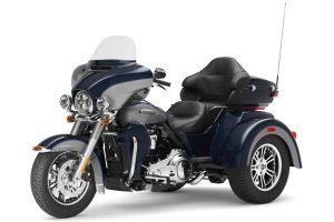 موتور سه چرخ هارلی مدل 2020 TRI GLIDE ULTRA
