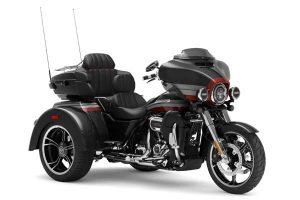 موتور سه چرخ Harley Davidson 2020 CVO Tri Glide