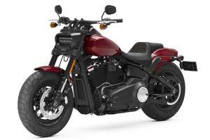موتور سیکلت 2020 FAT BOB 114 با چراغ های زیبا و طراحی متفاوت