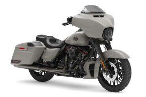 موتور هارلی 2020 Touring CVO Street Glide