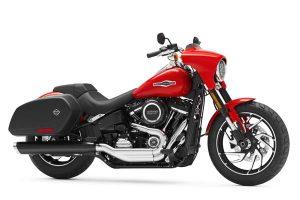 2020 HD Sport Glide Red Picture by Kala100 Motor Bike Info Web Site