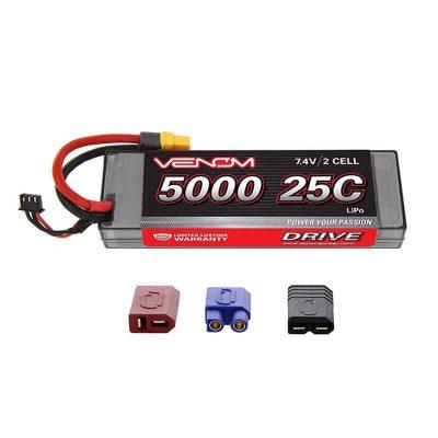 خرید باتری لیتیوم ماشین کنترلی 2S Lipo ارزان
