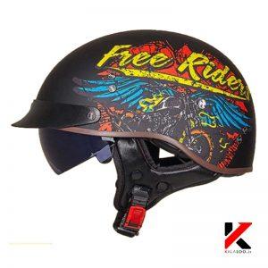 فروشگاه کلاه کاسکت چاپر مدل Free Rider