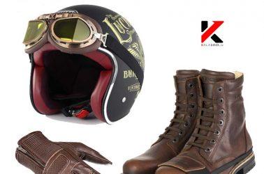لوازم کافه ریسر خرید پوشاک کلاه و دستکش موتورسواری