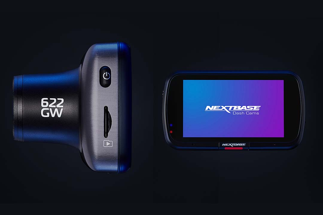خرید دوربین جلو ماشین Nextbase 622GW
