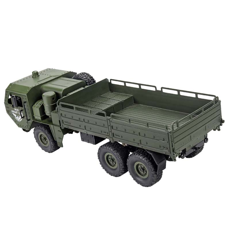 قیمت و خرید K6 Military RC Truck