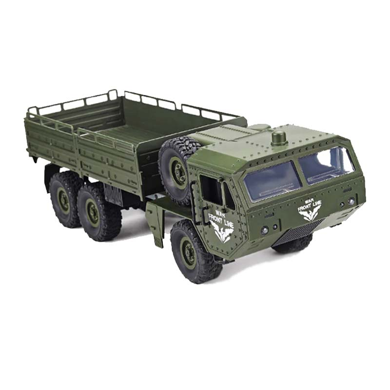 Green K6 Military RC Truck
