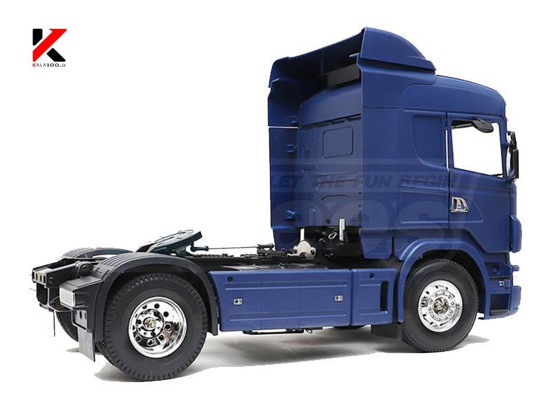 مشخصات تریلی کنترلی Scania R470 هرکولس